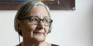 Die Fotojournalistin Marily Stroux wird seit Jahren vom Verfassungsschutz beobachtet.
